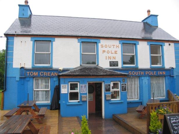 The South Pole Inn, Co Kerry, Ireland